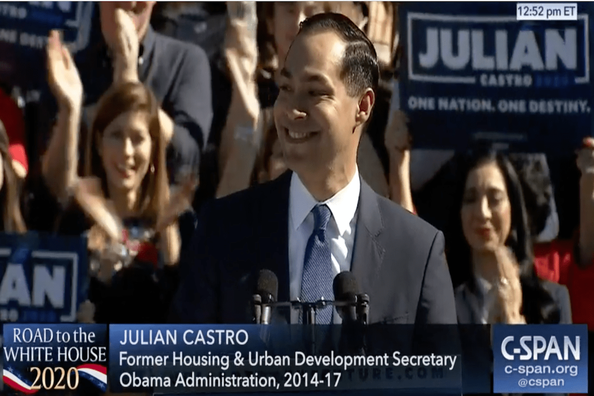 How Julián Castro Must Change to Be a Viable Presidential Candidate (OPINION)